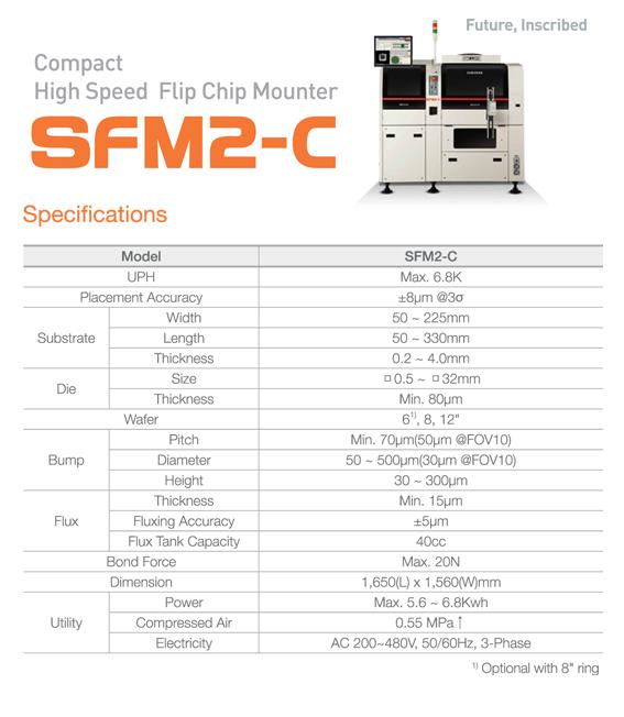sfm2-c spec
